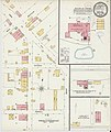 Sanborn Fire Insurance Map from Greer, Greenville and Spartanburg Counties, South Carolina. LOC sanborn08146 001.jpg