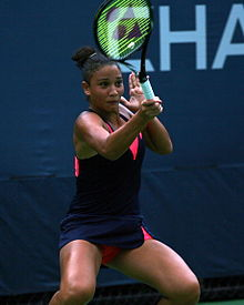 Sandra Samir at the 2013 US Open 1.jpg