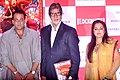 Sanjay Dutt, Amitabh Bachchan, Jaya Prada at the launch of T P Aggarwal's trade magazine 'Blockbuster' 02.jpg