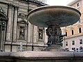 Sant'Andrea della Valle fountain.jpg
