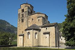 Santa Cruz de la Serós Santa María 311.jpg