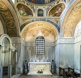 Santa Giustina (Padua) - The Shrine of Saint Prosdocimus