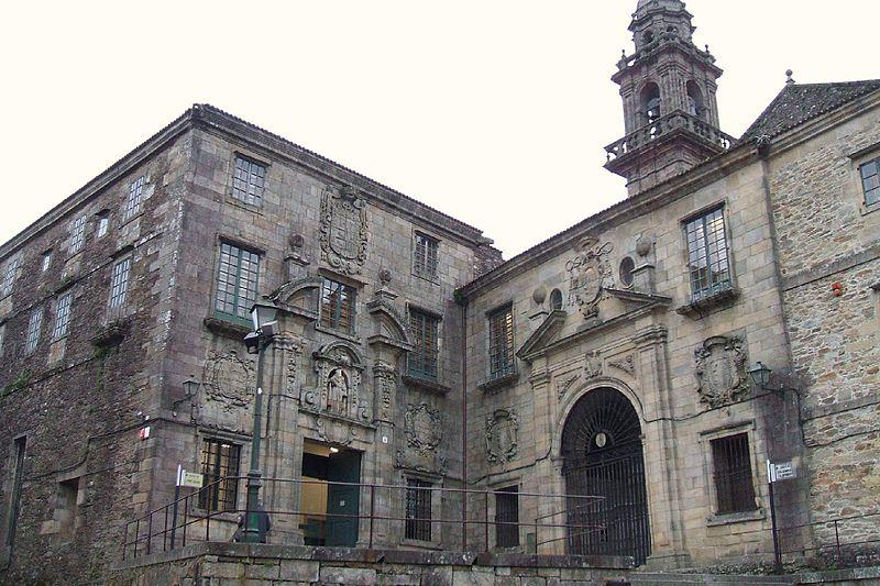 File:Santiago de Compostela - Iglesia y ex Convento de Santo Domingo de Bonaval (actual Museo del Pueblo Gallego) 01.jpg