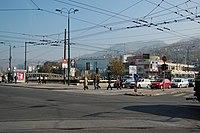 Sarajevo Tram-Line Skenderija 2011-10-31.jpg