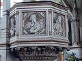 Sarajevo cathedral pulpit 1.jpg