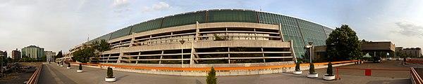 Sava Centar - Cylindrical perspective.jpg