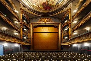 Scène, Théâtre Graslin, Nantes Jul 15, 2012