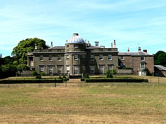 Thomas Leverton - Scampston Hall, remodelled by Leverton.