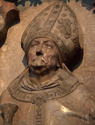 Bishopric of Würzburg - Prince-Bishop Rudolf von Scherenberg
