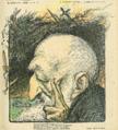 Scheurer-Kestner - Charles Léandre - Le Rire - 1897.png