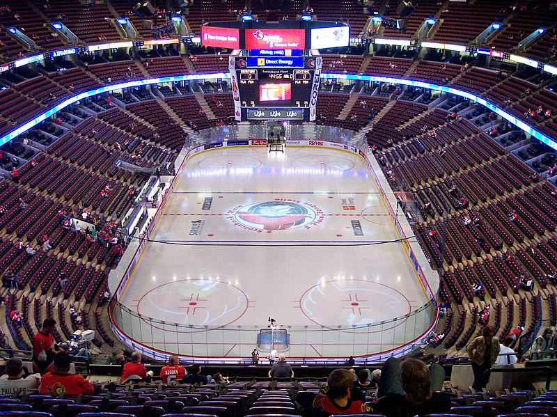 Ficheiro:Scotiabank Place before game April 29 2006.jpg
