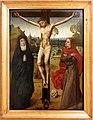 Scuola fiamminga, crocifissione, 1470-90 ca.jpg