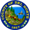 Official seal of Del Norte County