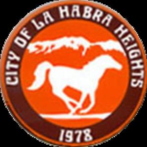 La Habra Heights, California - Image: Seal of La Habra Heights, California