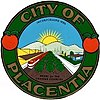 Official seal of Placentia, California
