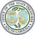 Seal of the State Treasurer of South Carolina.JPG