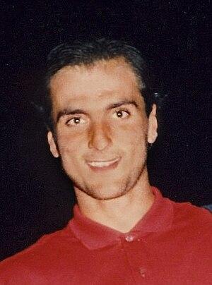 Sebastiano Rossi - Rossi in 1990