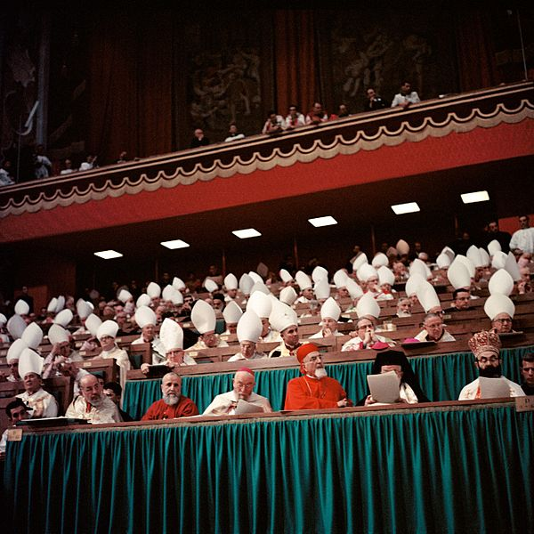 Файл:Second Vatican Council by Lothar Wolleh 007.jpg