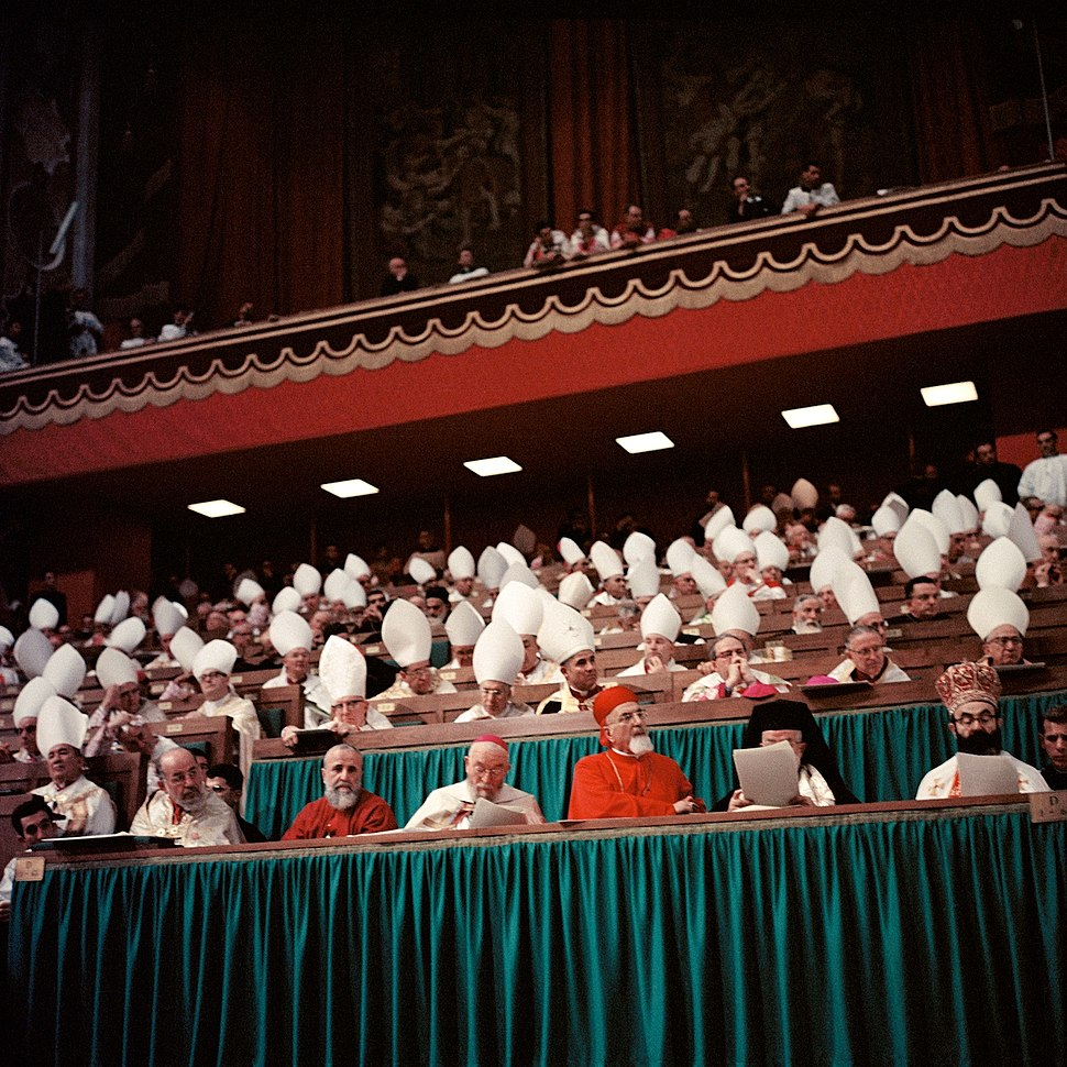Second Vatican Council by Lothar Wolleh 007