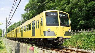 Seibu Seibu-en Line