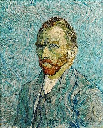 Mental status examination - Image: Selbst Portrait VG2