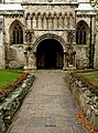 Selby Abbey's North West Door - geograph.org.uk - 1508430.jpg