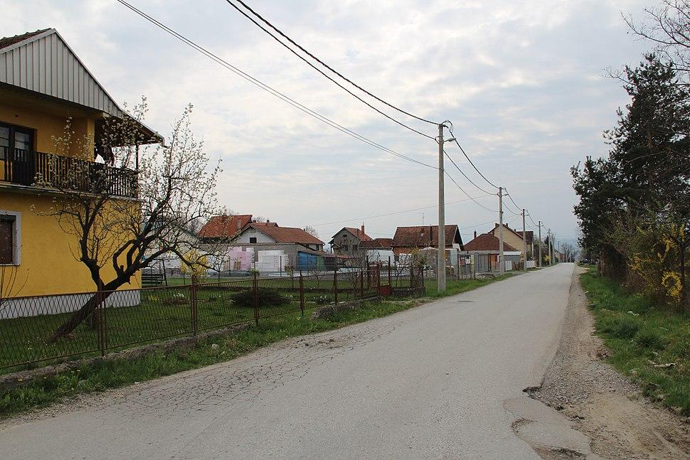 Selo Gorić - opština Valjevo - zapadna Srbija - panorama 5