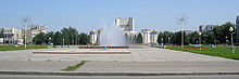 Semey central square.jpg