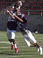 Semper Fidelis All-American Bowl athletes begin week with first day of practice 140101-M-EK802-469.jpg