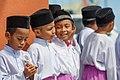 Semporna Sabah Malay-Boys-with-Songkok-01.jpg
