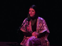 Sepideh Raissadat Persian singer music 2012 Photo by-Persian-Dutch-Network.jpg