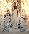 Sepulcre Manuel Girona catedral de Barcelona escultures Fuxà.jpg