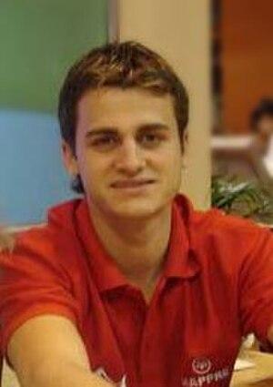 Sergio Gadea - Gadea in 2008