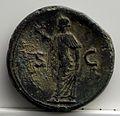 Sesterzio di vaspasiano con minerva, 75 dc. roma.jpg