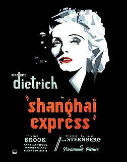 <i>Shanghai Express</i> (film) 1932 film