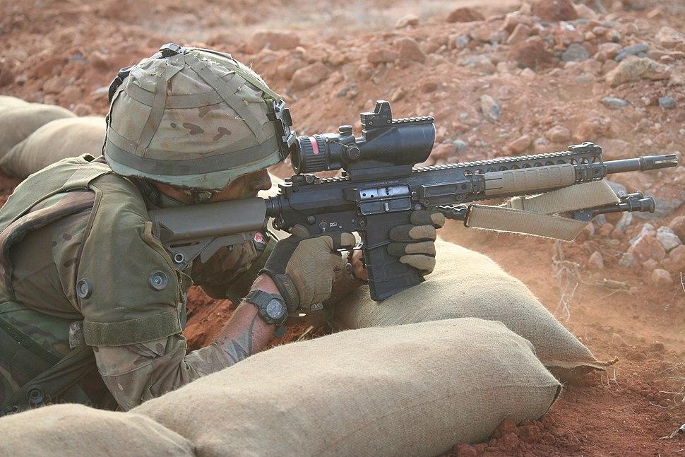 Sharpshooter Rifle