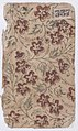 Sheet with an overall floral pattern Met DP886434.jpg