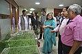 Shefali Shah Along With NCSM Dignitaries Observing Science City Jorhat Model - NCSM HQ - Kolkata 2017-12-14 6484.JPG