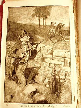 Shirley (novel) - Illustration by Thomas Heath Robinson