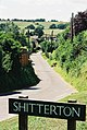Shitterton, approach road - geograph.org.uk - 733307.jpg