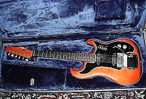 Burns London - Shortscale Jazz Guitar
