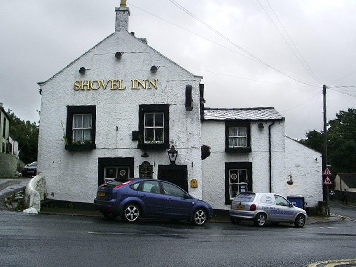 Shovel Inn, North Road, Carnforth - geograph.org.uk - 950381.jpg