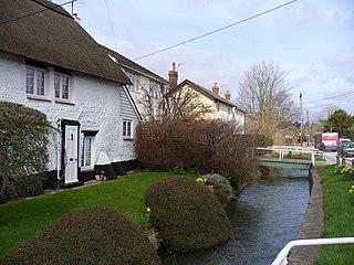 Shrewton Human settlement in England