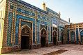 Shrine of Jalaluddin Bukhari, mosque 2015.jpg