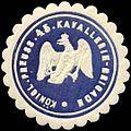 Siegelmarke K.Pr. 45. Kavallerie-Brigade W0283646.jpg