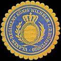 Siegelmarke Ulanen-Regiment König Wilhelm I. - 2. Württembergisches No. 20 W0357338.jpg