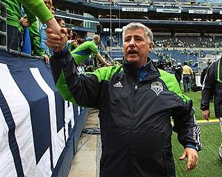 Sigi Schmid professional soccer coach