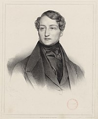Sigismond Thalberg, 1836. (Source: Wikimedia)