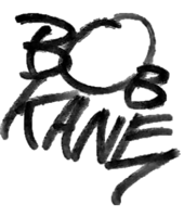 Signature of Bob Kane.png