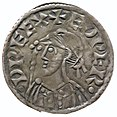Silver penny of Edward the Confessor (YORYM 2000 702) obverse.jpg